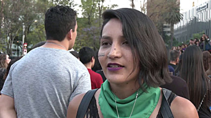 Mexico: Activists gather in Mexico City in memory of disappeared and killed women