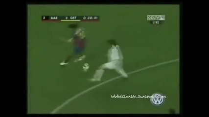 Ronaldinho Best Tricks