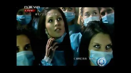 Азис - Бивши ( официалното видео - Станция )