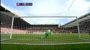 Манчестър Юнайтед 1 - 4 Ливърпул Роналдо Гол *hq*
