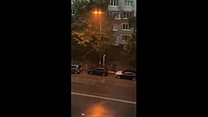 """""""Моята новина"""": Буря в София"""