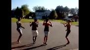улични танци - момичета