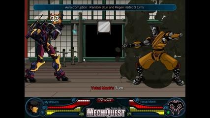 Mech Quest - Mystraven