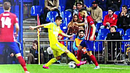 Реклама на Шампионска лига 2015-2016 на 24 Февруари