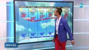Прогноза за времето (06.06.2020 - централна емисия)