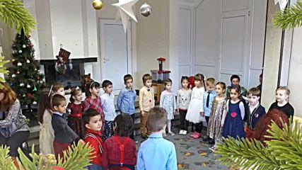 Английски език в Детска градина ЕСПА - 4А и 4Б групи