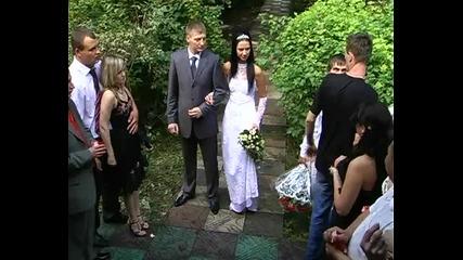 Поредната руска сватба - бой