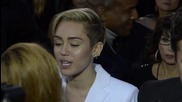 Miley Cyrus Hints at Being Bisexual After Split from Patrick Schwarzenegger