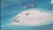Images Show China Building Airstrip on Contested Reef: Report