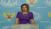 Russia: Moscow 'respects' Britain's upcoming Brexit referendum result - Zakharova