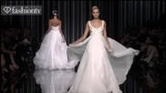 Pronovias 2012 Bridalwear Fashion Show ft Karolina Kurkova La Nuit Blanche