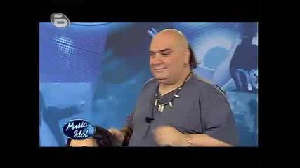 Music Idol 3 София Let It Be Бииталс .:* Hq *:.