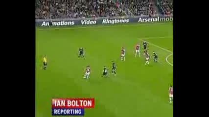 Arsenal Vs Sheffield 6 - 0