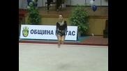 Rhytmic Gymnastics - rope