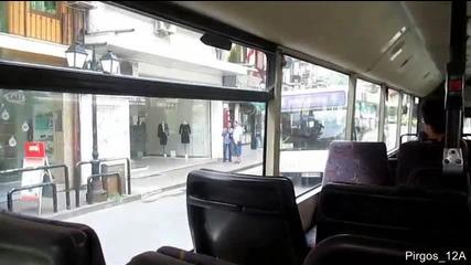 Пътуване с Man nl по линия 5 във Велико Търново