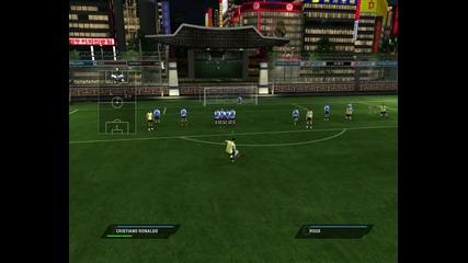 Fifa 2011 - My Gameplay #1