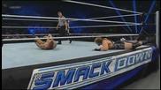 Wwe Smackdawn 22.02.2013 Randy Orton vs Jack Swagger