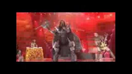 Lordi - Hard Rock Hallelujah (finland At Esc Final) - Xvid - 2006 - Mv.3gp