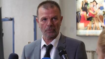 Стойчо Младенов: Резултатът боли, много боли