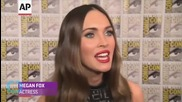 "Megan Fox Addresses Critics Who Think That She's ""Not Very Smart,"" ""Narcissistic"" and ""Chasing Attention"""