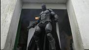 Бойният костюм на Батман попадна в Гинес