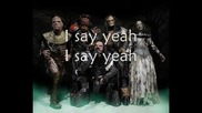 Lordi - Would you love a monsterman - Lyrics