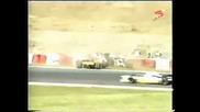F1 Crash Compilation
