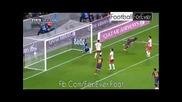 Барселона - Алмерия 3:1, Пуйол (83)