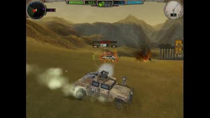 Еxmachina - Hard Truck Apocalypse mod - битки на арената 9