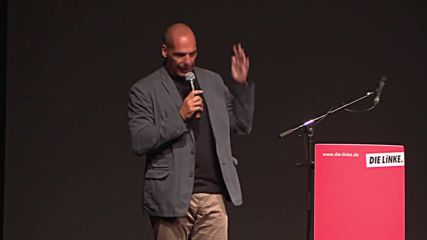 Germany: Varoufakis calls for Left unity against far-right ahead of Berlin elections