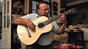 Страхотно изпълнение!! ,,agua Marina'' от Paco Cepero на китара ,,jernimo Perez''