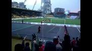 Черноморец - Цска 0:1 След мача!