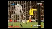 31.03.2010 Арсенал 2:2 Барселона (всички голове)
