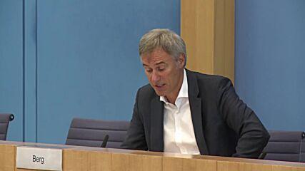 Germany: Cyber-attacks a 'main threat to German companies' – Bitkom president Joachim Berg