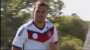 Германия с първа тренировка след разгрома над Португалия