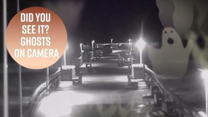 Най-скорошните призраци, хванати от камера