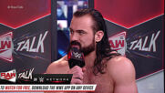 Drew McIntyre vows to main event WrestleMania: Raw Talk, Mar. 1, 2021