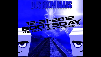 Djs From Mars - 2012 Top 40 Megamultibooty