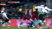 Барселона - Сантандер 3:0