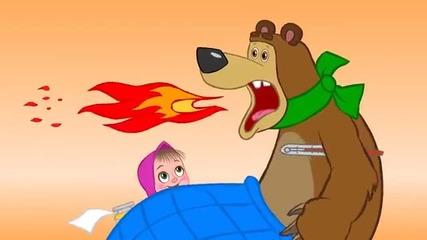 Маша и Медведь - Сладкая жизнь (серия 33) - Youtube