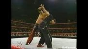 Tommy Dreamer vs. Aaron Aguilera - Wwe Heat 12.01.2003