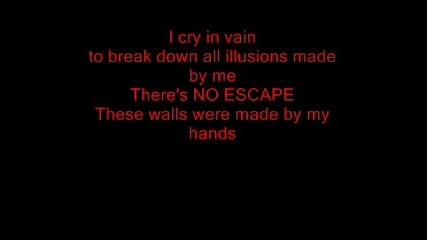 Seremedy - No Escape (lyrics)