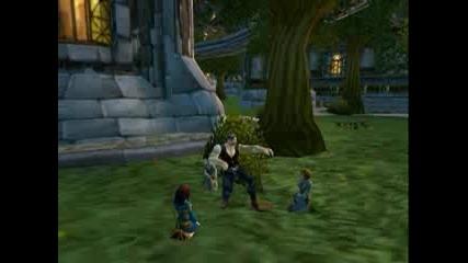 Wоrld Of Warcraft - Тоо Sexy