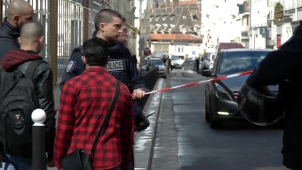 France: Man detained after firing shots from Paris apartment