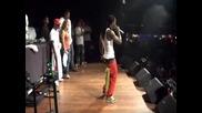 [live] Lil Wayne - pussy monster