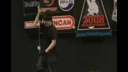 John Ando World Champion