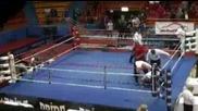 Хърватски боксьор преби съдията на Евро 2014