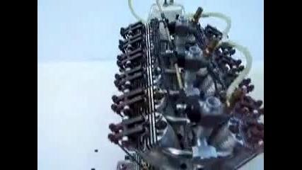 V 12 Rc Engine
