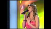 Nevena Stojanović - Dodiri od stakla (Zvezde Granda 2011_2012 - Emisija 17 - 28.01.2012)