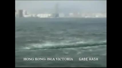 Феномен! Морето се раздели на две в Китай